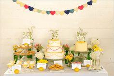 Mi limón, mi limonero... ¡en la boda! |