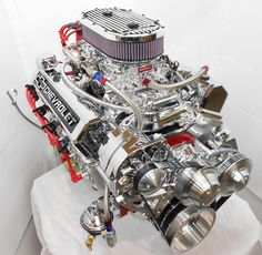 Cb C Dd B D B D on Supercharged Chevy 383 Crate Engines
