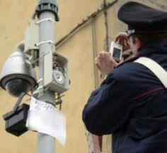 Isernia installa un sistema di videosorveglianza abusivo: denunciato il titolare di una ditta