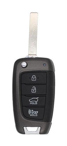 Hyundaielantra Gt 2017 2020 Keyless Entry Remote Car Key Fob Fcc Id Osloka 450t 4 Button Hyundai Elantra Automotive Locksmith Elantra