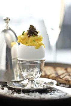 Caviar Brunch   Entertaining