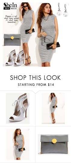 """""""9/9 shein"""" by fatimka-becirovic ❤ liked on Polyvore"""