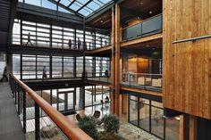 Galeria - Edifício Sul do Centro Federal 1202 / ZGF Architects - 101