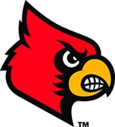University of Louisville Cardinal Bird