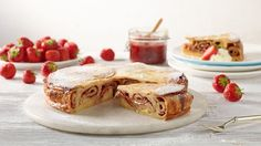Palačinkový dort Lidl, Kefir, Pancakes, French Toast, Breakfast, Food, Morning Coffee, Essen, Pancake
