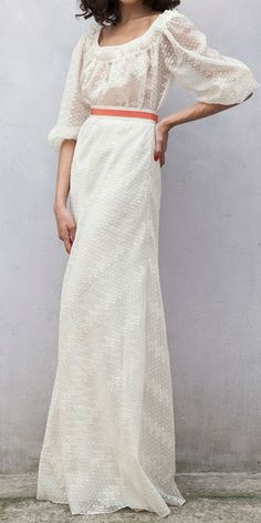 Luisa Beccaria Pre Spring 2014 Collection | Preciously Me