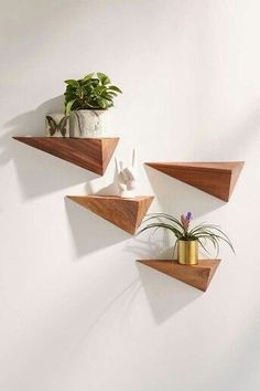4 Staggering Ideas: Floating Shelves Corner Floors ikea floating shelves with brackets.Floating Shelf Nursery West Elm floating shelves above couch interior design.How To Make Floating Shelves Bathroom. Home Decor Accessories, Decorative Accessories, Diy Home Decor, Room Decor, Bath Decor, Home Decor Items, Diy Casa, Easy Woodworking Projects, Woodworking Furniture