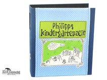 Sammelalbum Ordner Portfolio Kindergarten Kita                              …