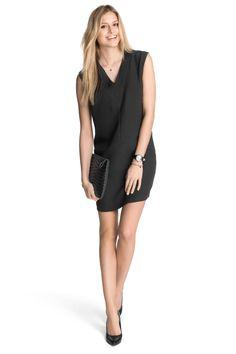 Esprit : Vestido de gasa con nuevos detalles en la Online-Shop