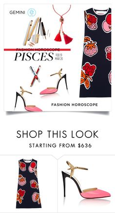 """FASHION HOROSCOPE"" by tjuli-interior ❤ liked on Polyvore featuring Victoria, Victoria Beckham, Christian Louboutin, Lanvin, Dolce&Gabbana, fashionhoroscope and stylehoroscope"