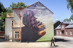 Artist: Sepe and Chazme | Community Post: 21 Awesome Street Art Pieces From Tartu, Estonia!?