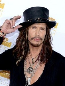 Steven tylers feather hair extensions the inside scoop steven who wears our hats steven tyler pmusecretfo Image collections