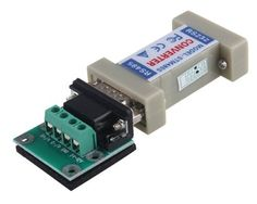 Enjoydeal RS-232 RS232 to RS-485 RS485 Serial Communication Data Converter Adapter+4P Terminal Board by Enjoydeal. $6.79. Features? Brand new RS232 to RS485 Converter Adapter w/4P terminal board. It is widely used in industrial automation, door safe, all-in-one-card, car parking, ATM, bus charge, eatery sell out, staff attendance management, and highway toll gate, etc. Compatible with EIA/TIA RS232 & RS485 standard. Interface RS232 side: DB9 female connector. Interface RS4...