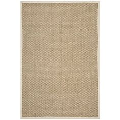 Safavieh Natural Fiber Collection NF114J Handmade Area Rug, 9-Feet by 12-Feet, Natural and Ivory Seagrass Safavieh http://www.amazon.com/dp/B00EO0ANFE/ref=cm_sw_r_pi_dp_Q2mHvb0W2NWFF