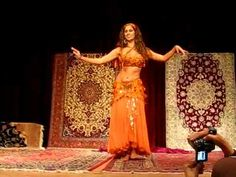 Sadie Belly Dance 2008/// another incredible dance from belly dancer Sadie