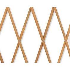 Treillage extensible droit en bois JANY TRADITION, l.150 x H.50 x P.1 cm | Leroy Merlin