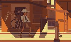 20 Insanely Talented GIF Illustrators You Should Follow