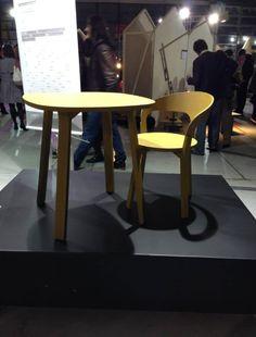 Design Tour 2013, Lyon - gamme Cal, design Jérôme Gauthier