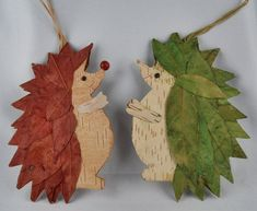 Super Simple Nature Crafts For Kids Leaf Art 39 Ideas Autumn Crafts, Autumn Art, Nature Crafts, Leaf Crafts, Diy And Crafts, Arts And Crafts, Paper Crafts, Autumn Activities, Craft Activities