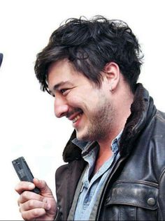 Is this the greatest picture there is of Marcus Mumford? I think so!! :)