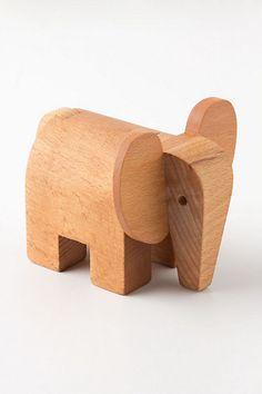 Dovetail Elephant - anthropologie