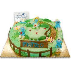 GIARDINO DEI PUFFI. Clicca e acquista la bontà! torte personalizzate per tutti i gusti!