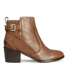 Jodphurs i läder | Product Detail | H&M