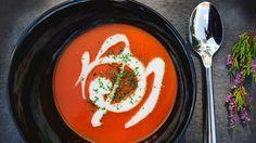 Lises enkle tomatsuppe