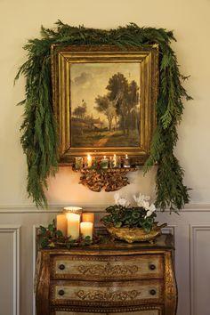 Italian Christmas, Natural Christmas, Victorian Christmas, Vintage Christmas, All Things Christmas, Christmas Home, Christmas Holidays, Christmas Decorations, Happy Holidays