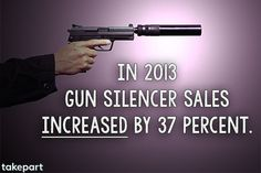 Why do law abiding citizens carrying or owning guns for protection need silencers? Someone help me understand. Thanks.