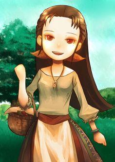Harvest Moon | Anissa Harvest Moon Game, Farm Games, Rune Factory, Moon Lovers, Game Art, Video Games, Seasons, Drawing Tips, Drawings