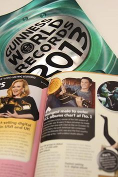 Scotty McCreery Makes the 2013 Guinness Book of World Records