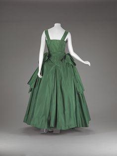 Christian Dior dress, 1954