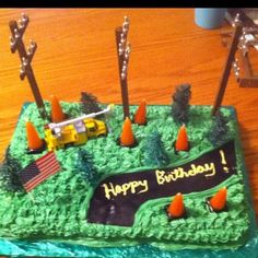 Lineman Cake | Love My Lineman