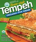Turtle Island Foods, Traditional Tempeh products