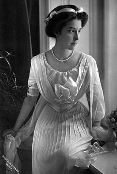 Her Imperial and Royal Highness Archduchess Elisabeth Franziska of Austria (1892–1930)