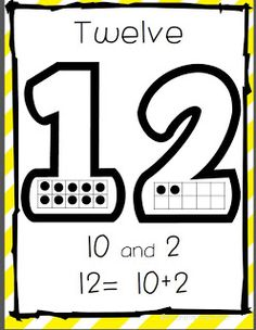 Happy Tuesday!!  We have been working really hard on composing and decomposing numbers into tens and ones and my students are doing awesom...