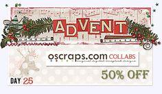 Advent 2014 - Day 25 - Vicki Stegall Freebie - Page 2 - Forum :: Oscraps.com