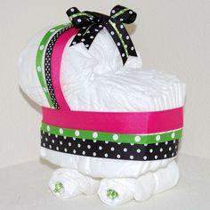 how to make diaper bassinet | AW: DIY Diaper Bassinet - The Bump