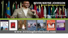 Meet Christian author, Pastor Kevin Wayne Johnson, at Prayer Warriors' Books & Gifts on Friday, December 16th from 5 p.m. - 8 p.m. Visit https://www.facebook.com/events/1282429121820744/ for more details!