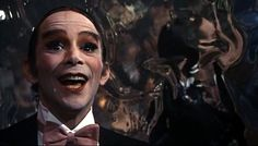 Cabaret is a 1972 American musical film directed by Bob Fosse and starring Liza Minnelli, Michael York and Joel Grey. The film is se. Cabaret, Joel Grey, Bob Fosse, Theatre Shows, Musical Film, Liza Minnelli, Judy Garland, Makeup Designs, Makeup Ideas