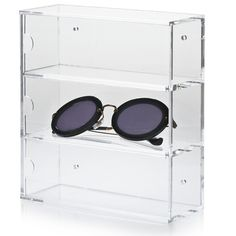 Discover the Nomess Copenhagen Clear Eyewear Box at Amara Cat Eye Sunglasses, Round Sunglasses, Home Interior, Interior Design, Table Accessories, Jewellery Boxes, Wall Storage, Storage Ideas, Art Object