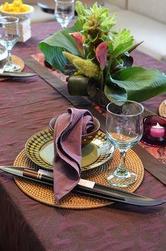 おもてなし料理&テーブル講座「エスニックで夏のおもてなし」 :: ひと手間かけておいしいごはん|yaplog!(ヤプログ!)byGMO