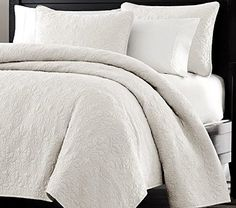 Multiple Sizes Oversized Quilted Coverlet Set White Queen Exclusively By Blowout Bedding Rn 142035 18 Bed Duvet Covers, Pillow Shams, Pillows, Luxor, Quilt Bedding, Bedding Sets, Comforter, Queen Size Quilt, Quilt Sets