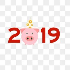 3b7d817ed1df 7 Best Year of the Pig images in 2019 | Year of the pig, Cute pigs ...