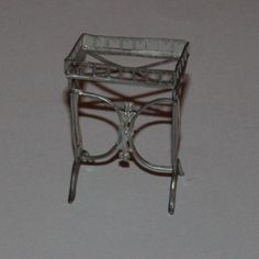 1000 images about soft metal furniture on pinterest for Metal fish tank stand
