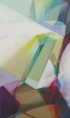 RAPHAEL BORER AND LUKAS OBERER - UNTITLED - ARTSTÜBLI  http://www.widewalls.ch/artwork/raphael-borer-and-lukas-oberer/untitled-41/ #painting