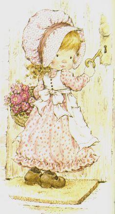 Tú tienes la llave de mi corazón Sarah Key, Cute Images, Cute Pictures, Mary May, Decoupage, Dibujos Cute, Vintage Drawing, Holly Hobbie, Australian Artists