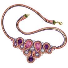 Soutache Necklace  - no pattern