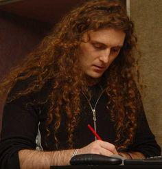 Fabio Lione (vocalist for Rhapsody of Fire)